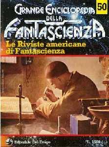 copertina di Le Riviste americane di Fantascienza