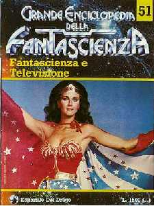 copertina di Fantascienza e Televisione