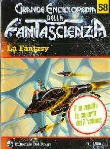 copertina di La Fantasy