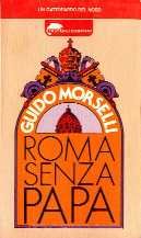 copertina di Roma senza Papa