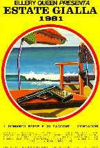 copertina di un volume della collana Ellery Queen Presenta