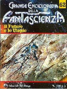 copertina di Il Futuro e le Utopie