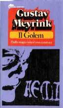 copertina di Il Golem