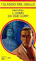 copertina di un volume della collana I Classici del Giallo per L'Informazione
