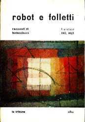 copertina di Robot e folletti