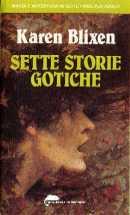 copertina di Sette storie gotiche