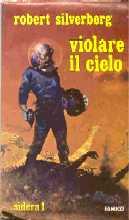 copertina di un volume della collana Sidera nello spazio e nel tempo