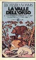 copertina di La valle dell'orso