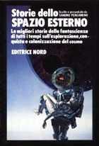 copertina di Storie dello spazio esterno
