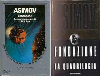 copertina di un volume della collana I Massimi della Fantascienza
