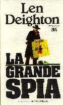 copertina di La grande spia