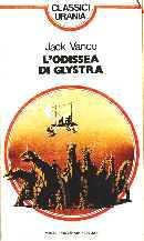 copertina di L'odissea di Glystra