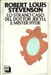copertina di Lo strano caso del dottor Jekyll e mister Hyde
