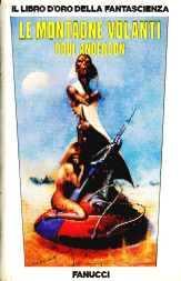 copertina di Le montagne volanti
