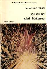 copertina di Al di là del futuro