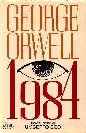 copertina di 1984