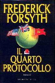 copertina di Il quarto protocollo
