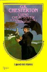 copertina di un volume della collana I Grandi del Mistero