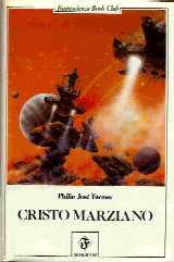 copertina di un volume della collana Fantascienza Book Club