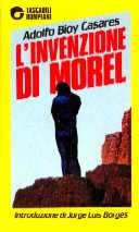 copertina di L'invenzione di Morel