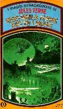 copertina di Ventimila leghe sotto i mari