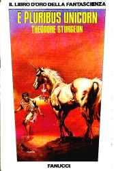 copertina di E Pluribus Unicorn