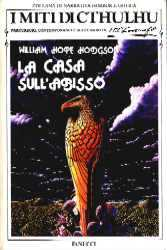 copertina di un volume della collana I Miti di Cthulhu