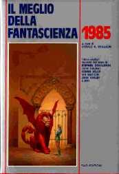copertina di Il meglio della Fantascienza 1985