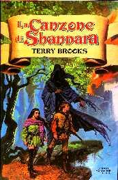copertina di La canzone di Shannara