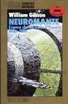 copertina di Neuromante