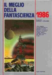 copertina di Il meglio della Fantascienza 1986