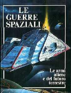 copertina di Le guerre spaziali