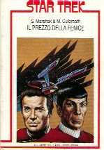copertina di un volume della collana Star Trek