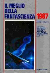 copertina di Il meglio della Fantascienza 1987