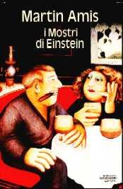 copertina di I mostri di Einstein