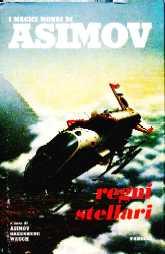 copertina di Regni stellari