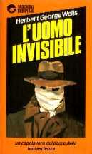 copertina di L'uomo invisibile
