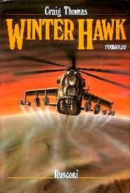 copertina di Winter Hawk