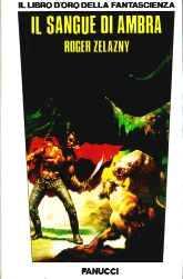 copertina di Il sangue di Ambra