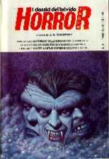 copertina di un volume della collana Horror Story