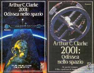 copertina di 2001