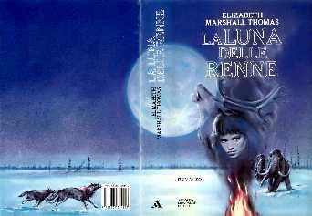 copertina di La luna delle renne