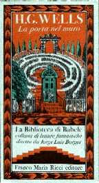 copertina di La porta nel muro