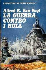 copertina di La guerra contro i Rull [e altri racconti]