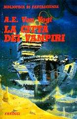 copertina di La città dei vampiri [e altri racconti]