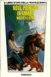 copertina di Nove principi in Ambra