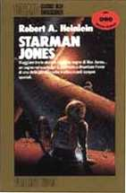 copertina di Starman Jones