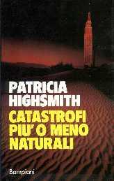 copertina di Catastrofi più o meno naturali