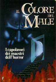 copertina di un volume della collana Le Grandi Antologie dell'Horror
