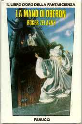 copertina di La mano di Oberon